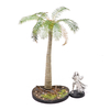 Coconut palm trunk, size S