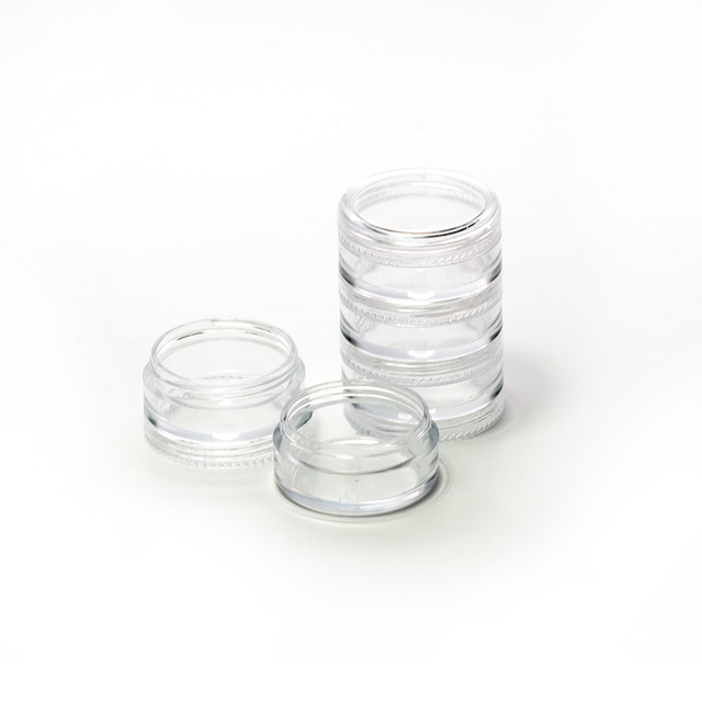 Jars tube, 5pcs.
