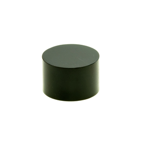 Display cylindrical base, d35 h30, black