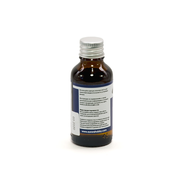 Liquid for welding decals, 30 ml