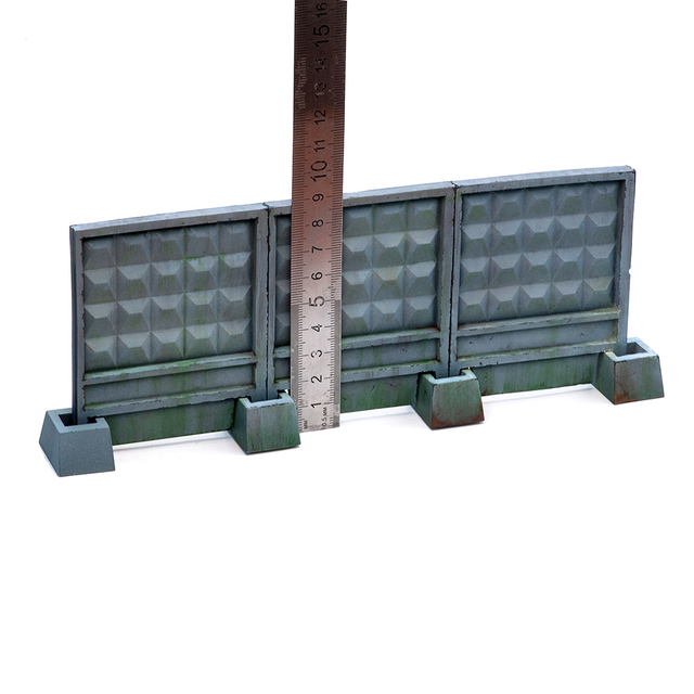 Sectional fence PO-2 size M